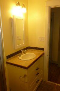 bathroom vanity with drawers